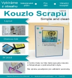 Časopis Kouzlo scrapu 1/2018 Simple and clean